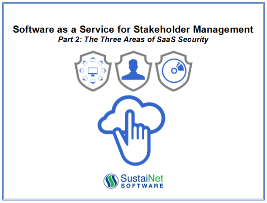 SaaS for stakeholder engagement 2