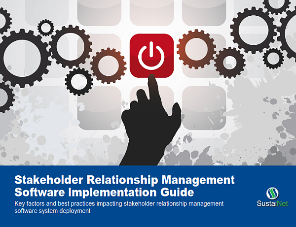 Stakeholder Relationship Management Software Guide